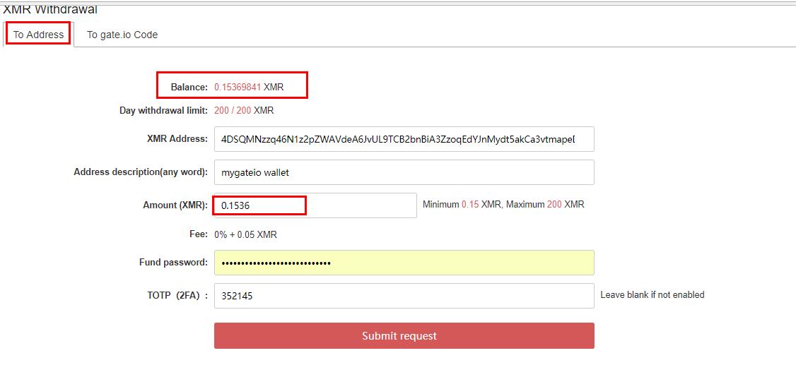 How to deposit/withdraw Monero(XMR)? – gate io